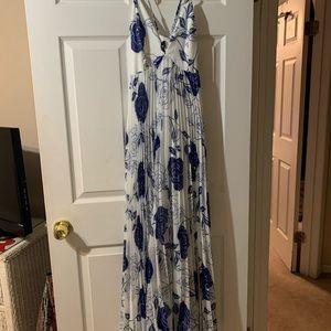 Lulus Floral Dress